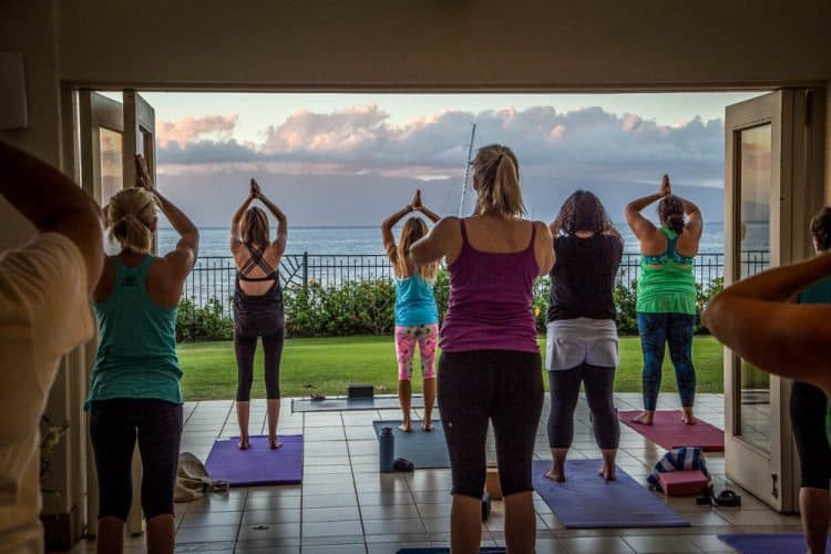 SwellWomen encourages its guests to increase their mental wellness alongside their physical wellness.