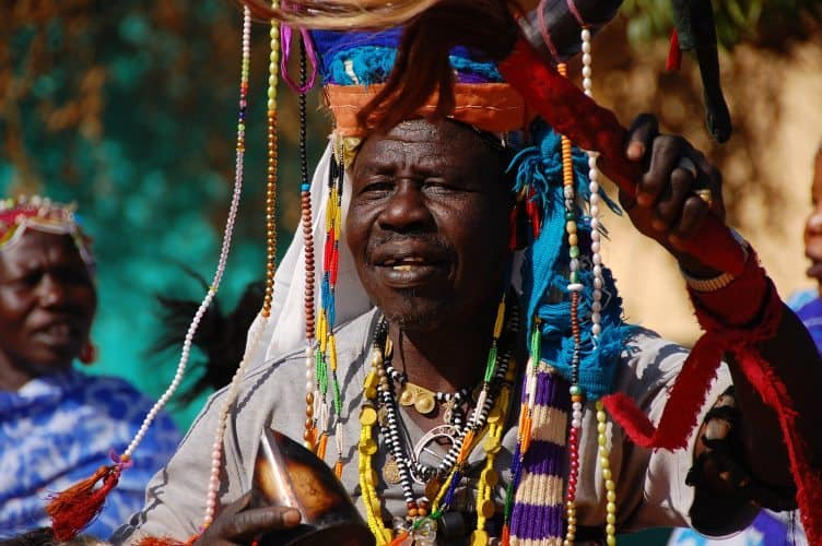 A man of the Bagara tribe.