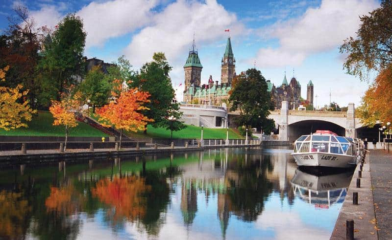 Le Boat's first North American location is one that North Americans and Europeans alike are excited to visit.