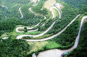 Zhejiang Province, China: Jingxing Rock Has Surprises