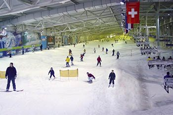 Indoor Ski Centers Make Ski Season Year-Round