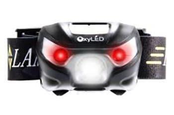 oxyLED headlamp