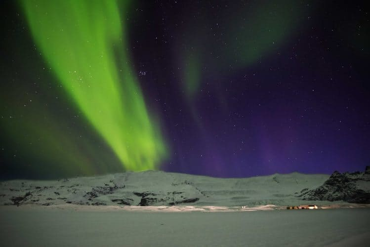 The dazzling northern lights are just one of the sites on an Iceland photo tour that will surprise and amaze you.