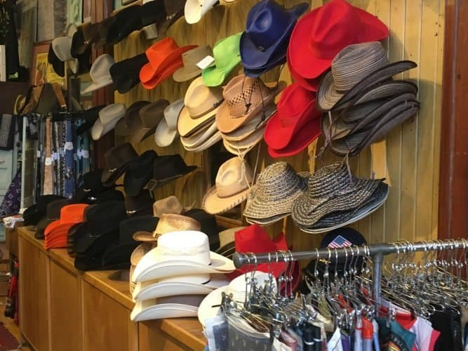 At Rockmount Ranch Wear, you can find the perfect western shirt, boots and cowboy hat...it's a favorite of rock stars since its beginnings in 1946.