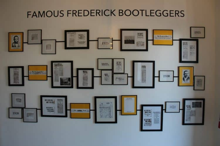 Frederick Maryland Distillery