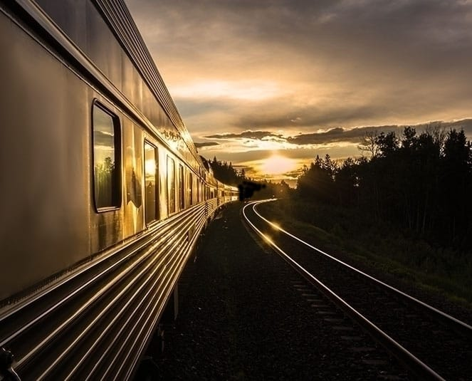 America's Trains offer private railcars for a spectacular luxury rail journey. America's Trains photos.