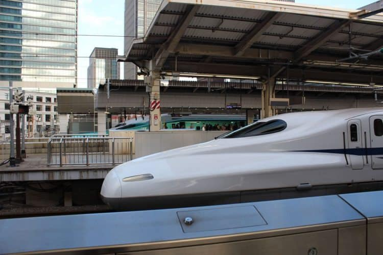 The Bullet trains are the stars of the Japanese railway system, and the country's great pride.