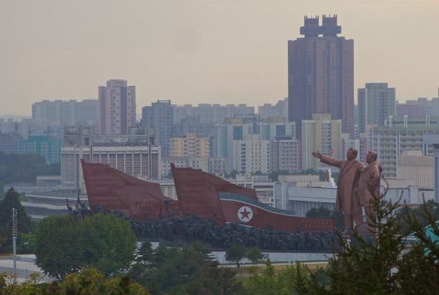 Secret Compass's North Korea expedition allows its travelers to experience the culture firsthand.
