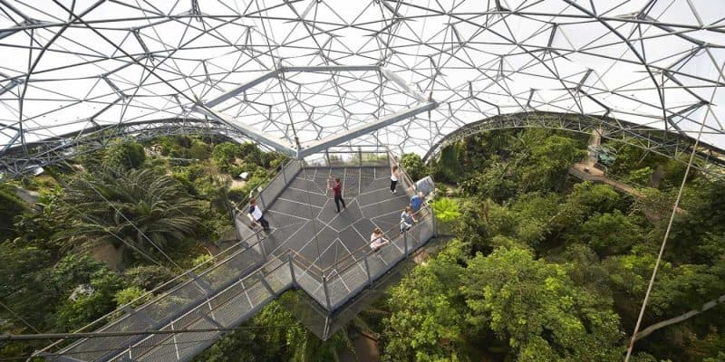 The Eden Project: Cornwall, England 2