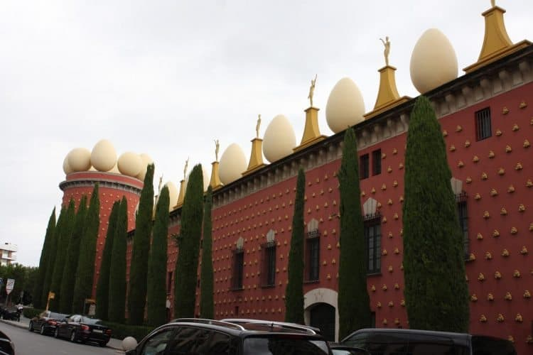 "Figueres' Dali Theatre-Museum has been termed ""the world's largest surrealist object."" R. Daniel Foster photos."