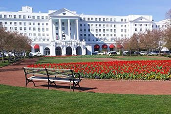 West Virginia's Greenbrier: Genteel Elegance and Charm