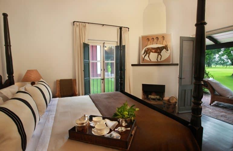 A bedroom at La Bamba. Photo: La Bamba