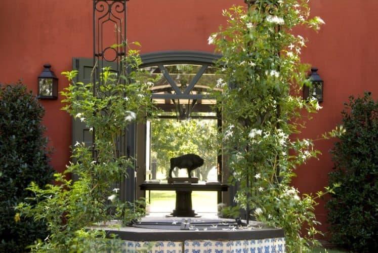 A patio at La Bamba. (Photo: La Bamba)