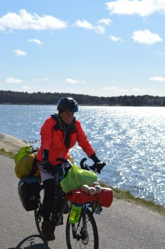 Biking Across Scandinavia from Russia 2