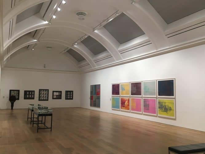 The recently renovated Whitworth Gallery has an excellent collection of modern art.