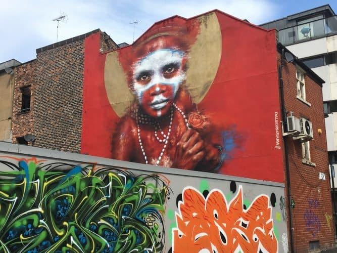 Manchester, England: Basking in the Spotlight 4