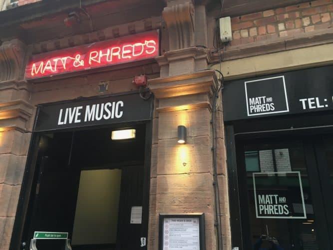 Manchester, England: Basking in the Spotlight 2