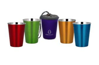 TROPICALE cup set includes