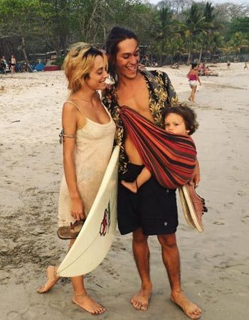 This Costa Rican and Portuguese family epitomize the surf culture of Santa Teresa.