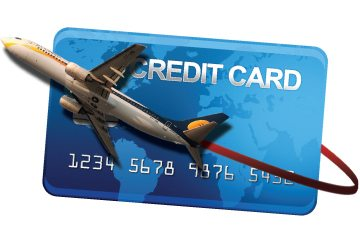 Use the right credit card for everything you purchase, even groceries, and watch your travel fund add up!