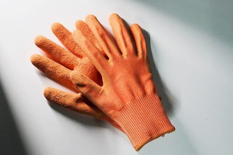 Glovax rubber gloves
