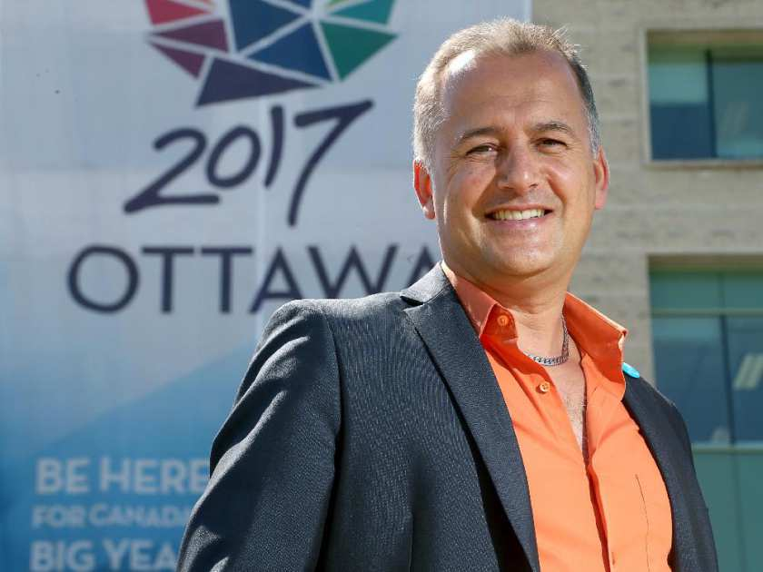 Guy Leflamme is the Ottawa 2017 Bureau executive director.
