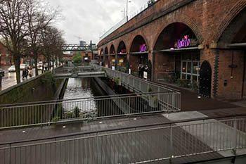 Manchester, England: Basking in the Spotlight