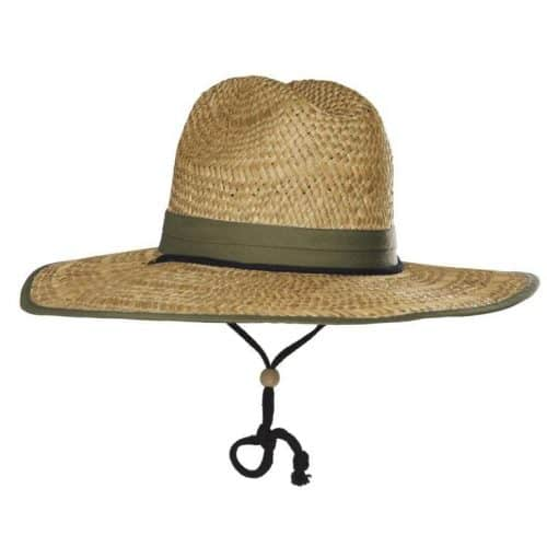 Chaos Grief Straw Lifeguard Hat