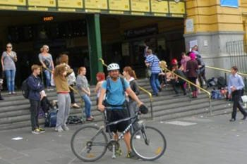 Sydney to Melbourne on a Budget and a Bike