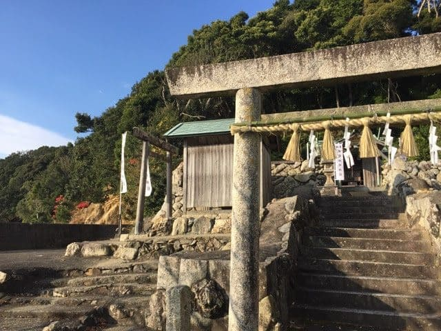 Toba's Shinto Shrine
