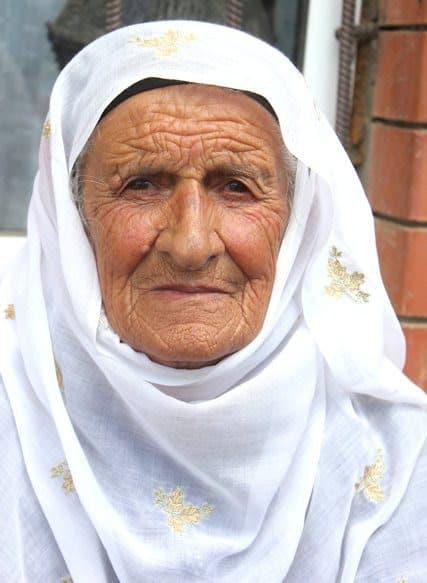 A Kubachi Dargin elder.