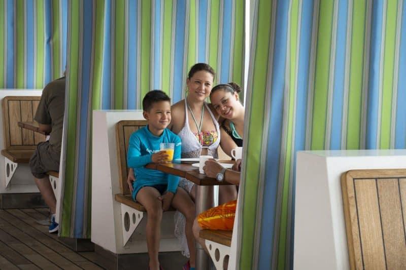 Families or retirees on a budget can both enjoy the fun of a cruise with a low cost operator like Royal Seas Cruises.