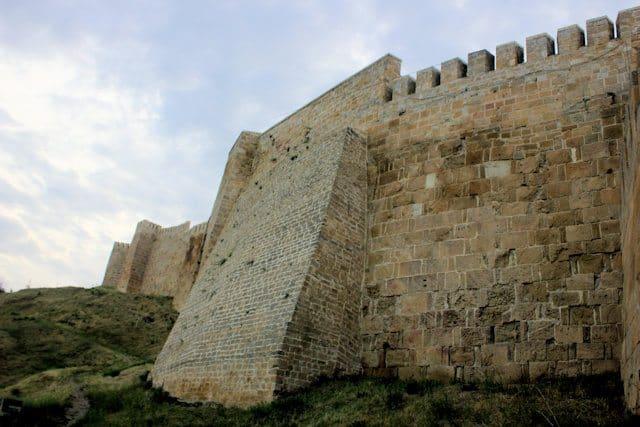 Derbent Naryn Kala Citadel.