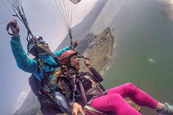 Pokhara, Nepal: A Perfect Place for a Paraglide