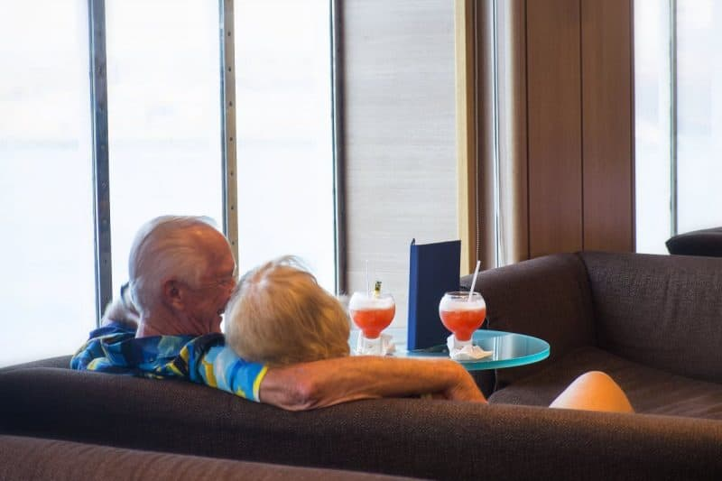 Whatever your age, a cruise is a great way to get a whole lot out of a little money.