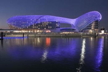 Abu Dhabi Photo Gallery: An Amazing Modern City