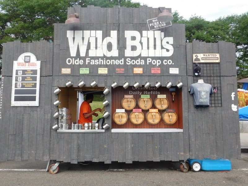 Wild Bills Olde Fasioned Soda Pop Co., I got a cool mug!