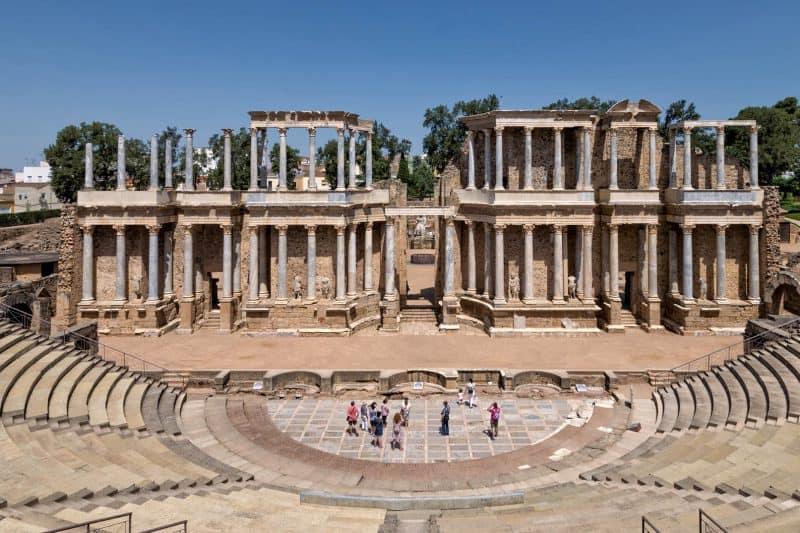 Roman Theatre Mérida
