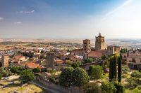 Extremadura, Spain: Trujillo's Conquistadors and Plasencia.