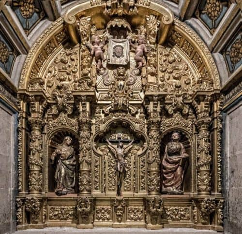 Plasencia cathedral