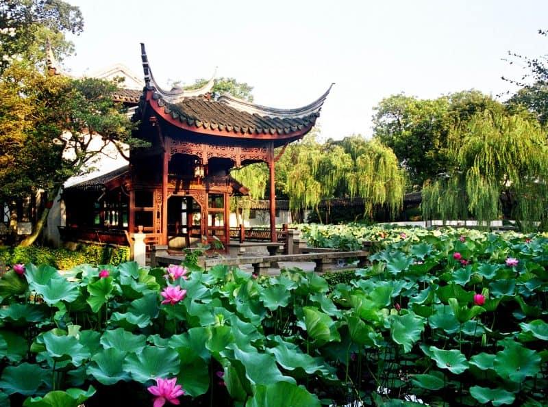 China's Spectacular Suzhou 1