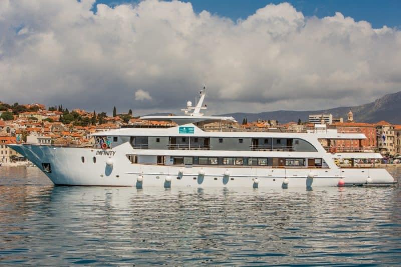 A Katarina Line Deluxe Superior vessel. Photo courtesy of Mario Almonte