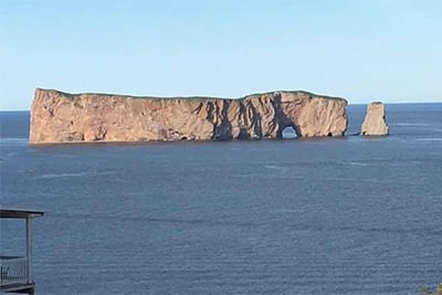 Gaspe Peninsula, Quebec: Plenty of Room and Whales