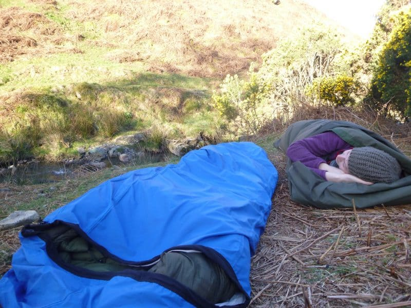 Sleeping Under the Stars: Wild camping, also called Freedom camping, avoids the paid campgrounds for the wild areas.