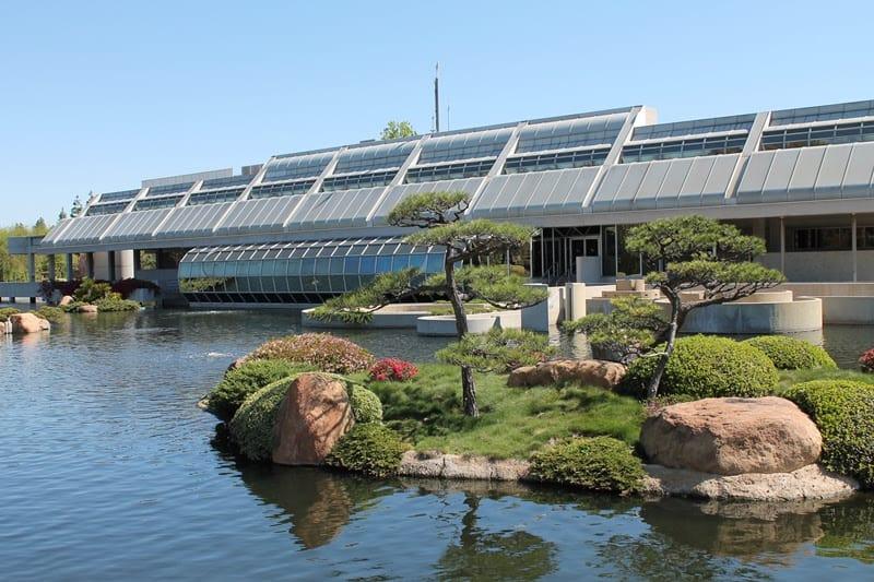 Starfleet academy water plant