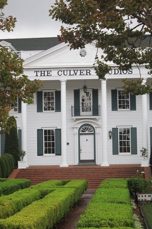 The Culver City Studios, also Tara in Gone with the Wind.