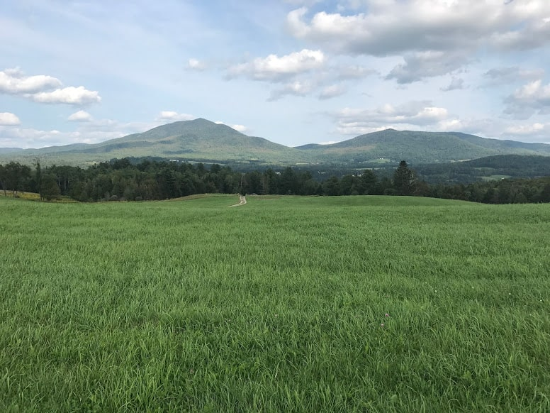 Beautiful views are everywhere in Vermont! William Fay Photos