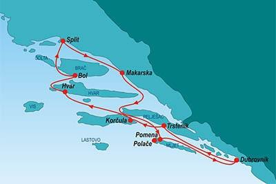 Croatia: Shore Dining a Big Plus on a Small Ship 5