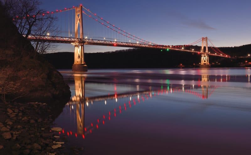 Hudson Valley Reflections 7