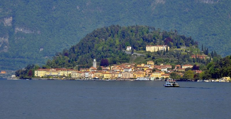Bellagio and Lake Como, northern Italy. Tab Hauser photos.